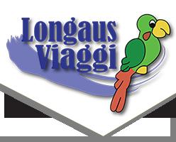 Longaus Viaggi Logo