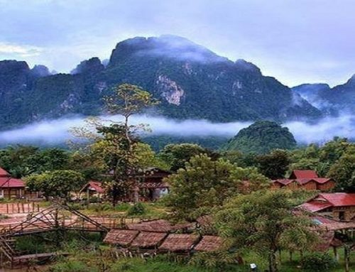 """LAOS """"Down to the river Mekong"""""""